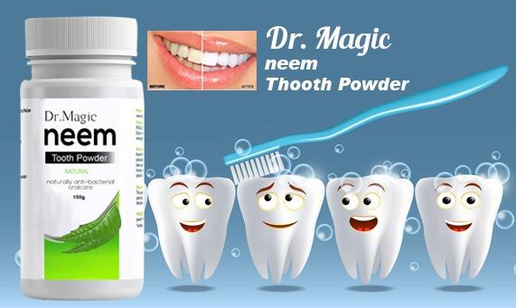 Neem Tooth Powder